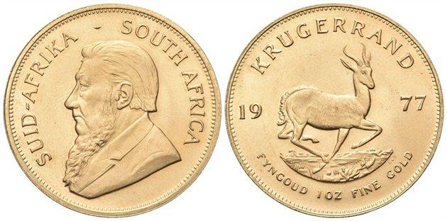 Sud Africa - Kruggerand 1