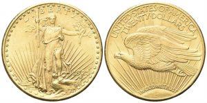 USA 20$ Gaudens